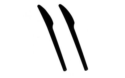 Nóż czarny BIO 16,6cm...
