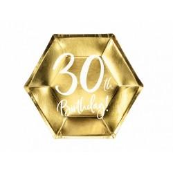 Talerze 30lat Birthday...