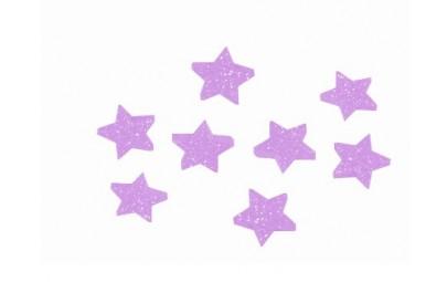 Gwiazdki brokatowe...