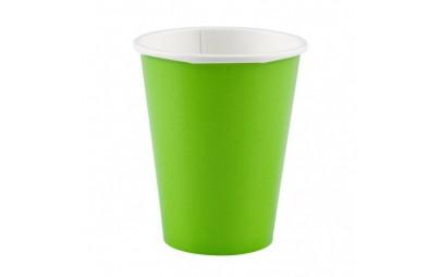 Kubek papierowy zielony...
