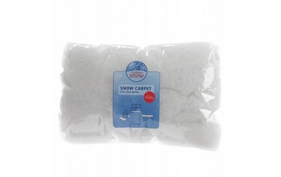 Śnieżny dywan biało-srebrny...
