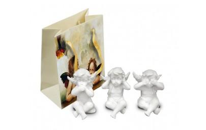 Anioł w torbie papierowej...