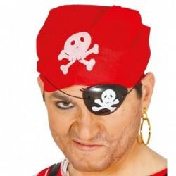 Zestaw pirata (bandana...
