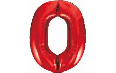 """Balon foliowy 36""""cyfra 0..."""