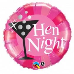 Balon foliowy 18 Hen Night...