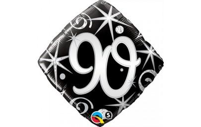Balon foliowy 18 90 diamond...