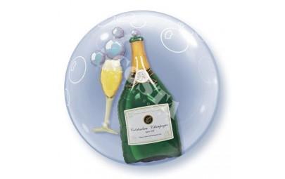 Balon 24 butelka szampana i...