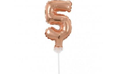Balon foliowy 5 na patyczku...