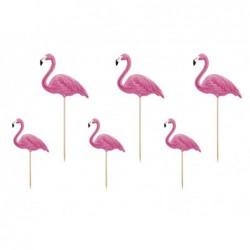 Topper Aloha flamingi...