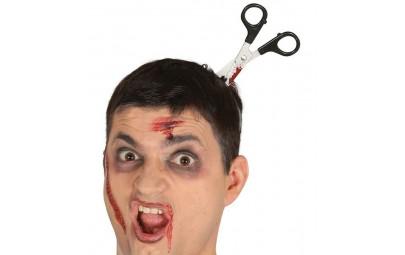 Opaska Nożyczki w Głowie