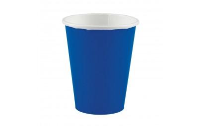 Kubek papierowy niebieski...