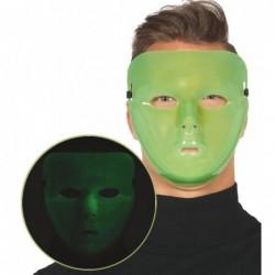 Maska zielona...