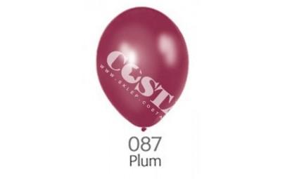 Balon D5 plum - śliwkowy...