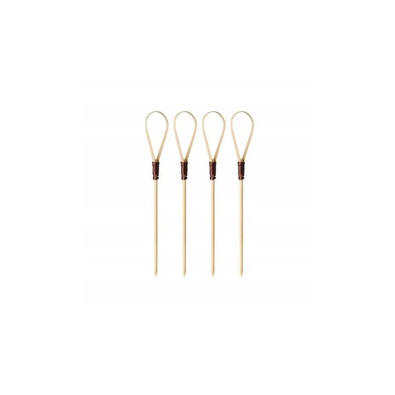 Patyczki bambusowe Loop 10cm 100 szt. art.87145