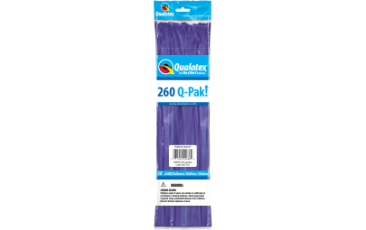 Balon 260 purple violet -...