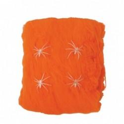 Pajęczyna pomarańczowa...