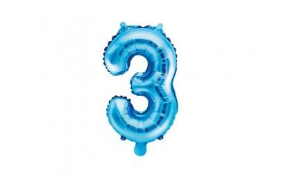 Balon foliowy 14 cyfra 3...