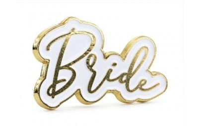 Przypinka Bride 3,5x2cm