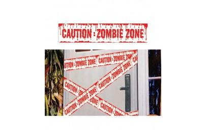 Taśma ostrzegawcza Halloween