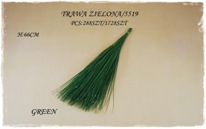 Trawa zielona 68cm