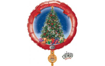 Balon foliowy 31 Merry...