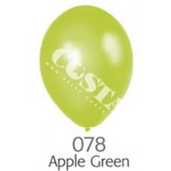 Balon D5 apple green -...