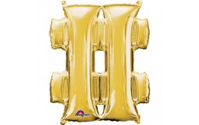 Balon foliowy 33 symbol #...