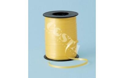 Wstążka pastelowa żółta na...