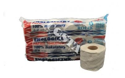 Papier toaletowy szary 8 szt.