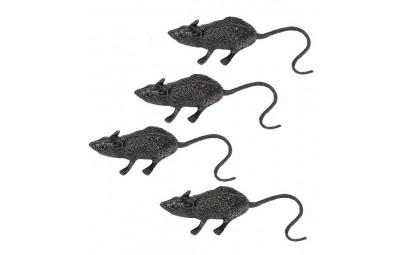 Szczury plastikowe zestaw...