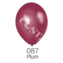 Balon B85 plum - śliwkowy...