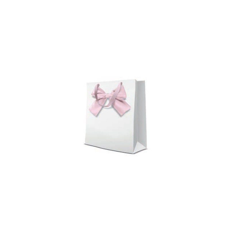 Torba premium Simple Elegance pink medium
