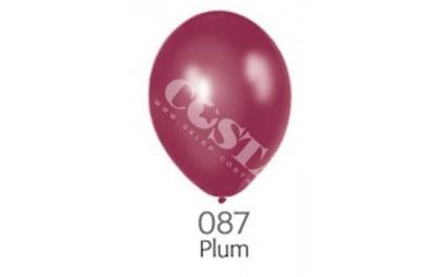 Balon B105 plum - śliwkowy...