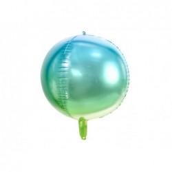 Balon foliowy Kula ombre...