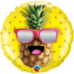Balon foliowy 18 Mr. Ananas