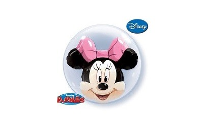 Balon 24 minnie mouse...