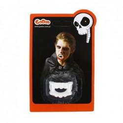 Zęby wampira białe