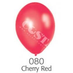 Balon B75 cherry red -...