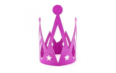 Korona Princess różowa