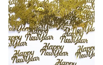 Konfetti Happy New Year...