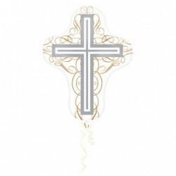 Balon foliowy 28 Elegancki Krzyż