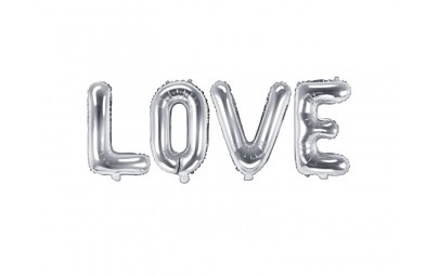 Balon foliowy LOVE 140x35cm...