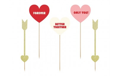 Toppery Sweet Love-Serca i...