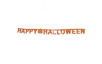 Girlanda Happy Halloween 160cm
