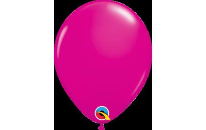"""Balon 5"""" pastel ciemny róż..."""