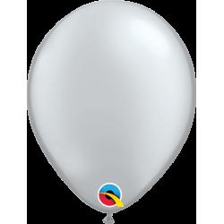 """Balon 5"""" srebrny 100szt"""