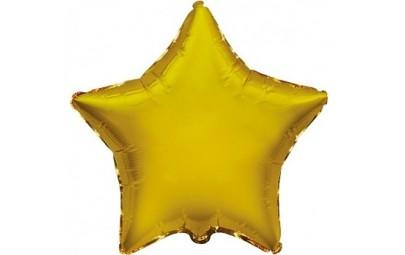 Balon foliowy JUMBO gwiazda...