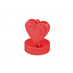 Obciążnik serce czerwone 110g