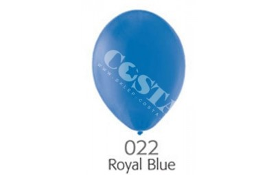 Balon B85 royal blue -...
