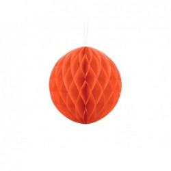 Kula bibułowa pomarańczowa...
